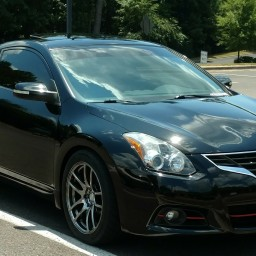 "Road Atlanta with the Altima ""SR35"""